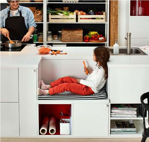Child-Friendly Kitchen